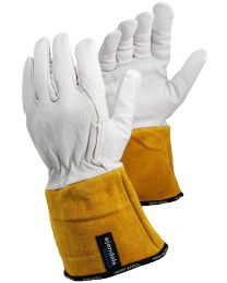 Tegera 130A Heat Resistant Leather Tig Welding Work Gloves