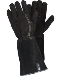 Tegera 134 Cut Proof C Leather Welding Work Gloves 395mm 15.55 inch
