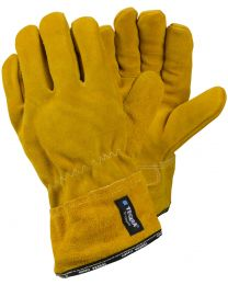 Tegera 17 Heavy Duty Leather Welding Work Gloves
