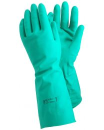 Tegera 48 Green Nitrile Chemical Resistant Long Gloves 45cm