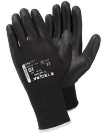 Tegera 866 PU Gloves Black