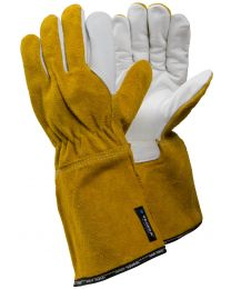 Tegera 8 Heat Resistant Leather Welding Work Gloves