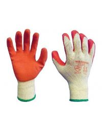 Warrior Latex Coated Work Gloves