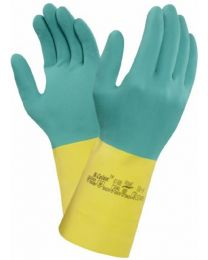Ansell 87-900 Latex | Neoprene Blend Chemical Resistant Gloves