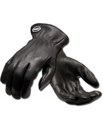 Ansell 97-978 Projex Driver Black Leather Gloves