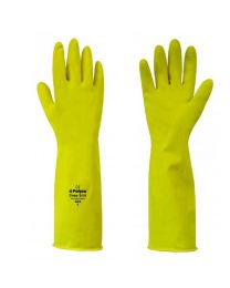 Polyco Deep Sink Extra Long Latex Rubber Gloves