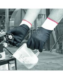 Polyco Matrix F Grip Fully Coated Nitrile Work Gloves