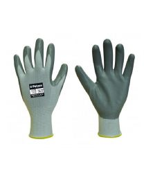Polyco Matrix F Grip Nitrile Palm Coated Work Gloves