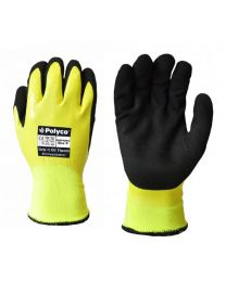 Polyco Grip It Oil Thermal Winter Work Gloves