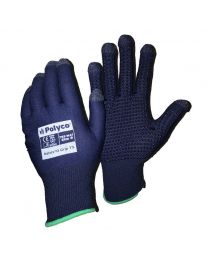 Polyco Matrix D Grip TS Touch Screen Dot Grip Palm Gloves