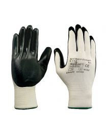 Ansell Marigold 11-994 Ex. N110 Nitrile Coated Work Gloves