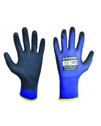 Polyco Polyflex Air light Neoprene Palm Coated Work Gloves
