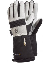 Tegera 595 Extra Long Winter Lined Waterproof Leather Gloves
