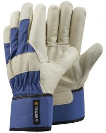 Tegera 106 Half Lined Leather Gloves