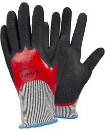 Case 120 Pairs Tegera 785 Nitrile Coated Cut Proof D Gloves