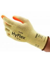 Case 144 Ansell Hyflex 11-515 Cut Resistant E Gloves