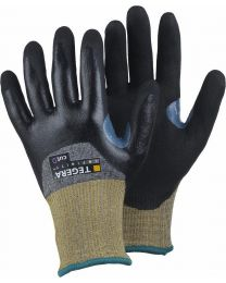 Tegera 8808 Infinity 3/4 Nitrile Coated Cut Proof D Gloves