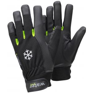 Tegera 517 Black Winter Lined Waterproof Gloves