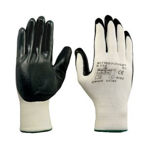 Marigold N110 Nitrotough Nitrile Coated Work Gloves